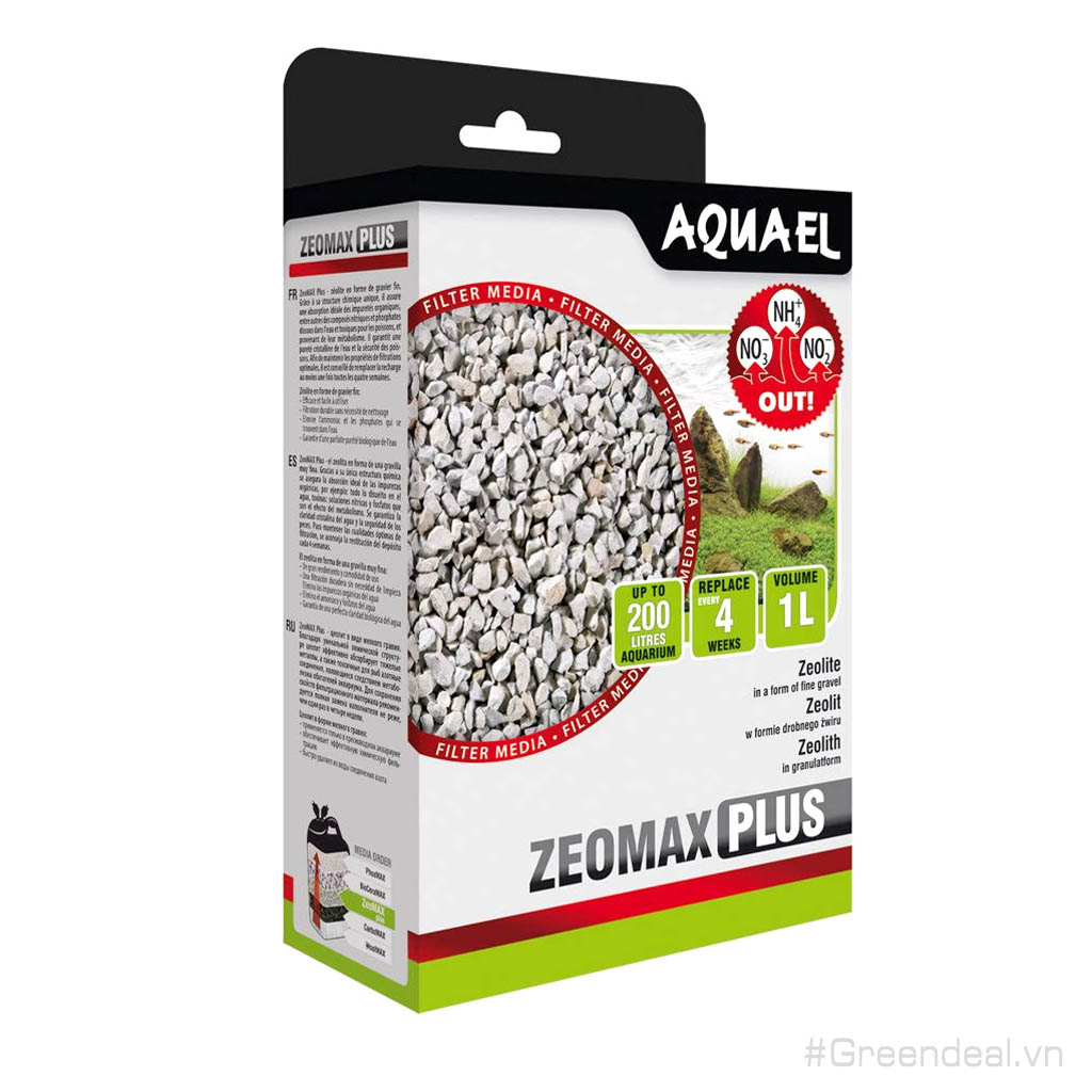 AQUAEL - ZeoMax Plus