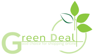 logo GREEN DEAL®: Best choice for shopping online