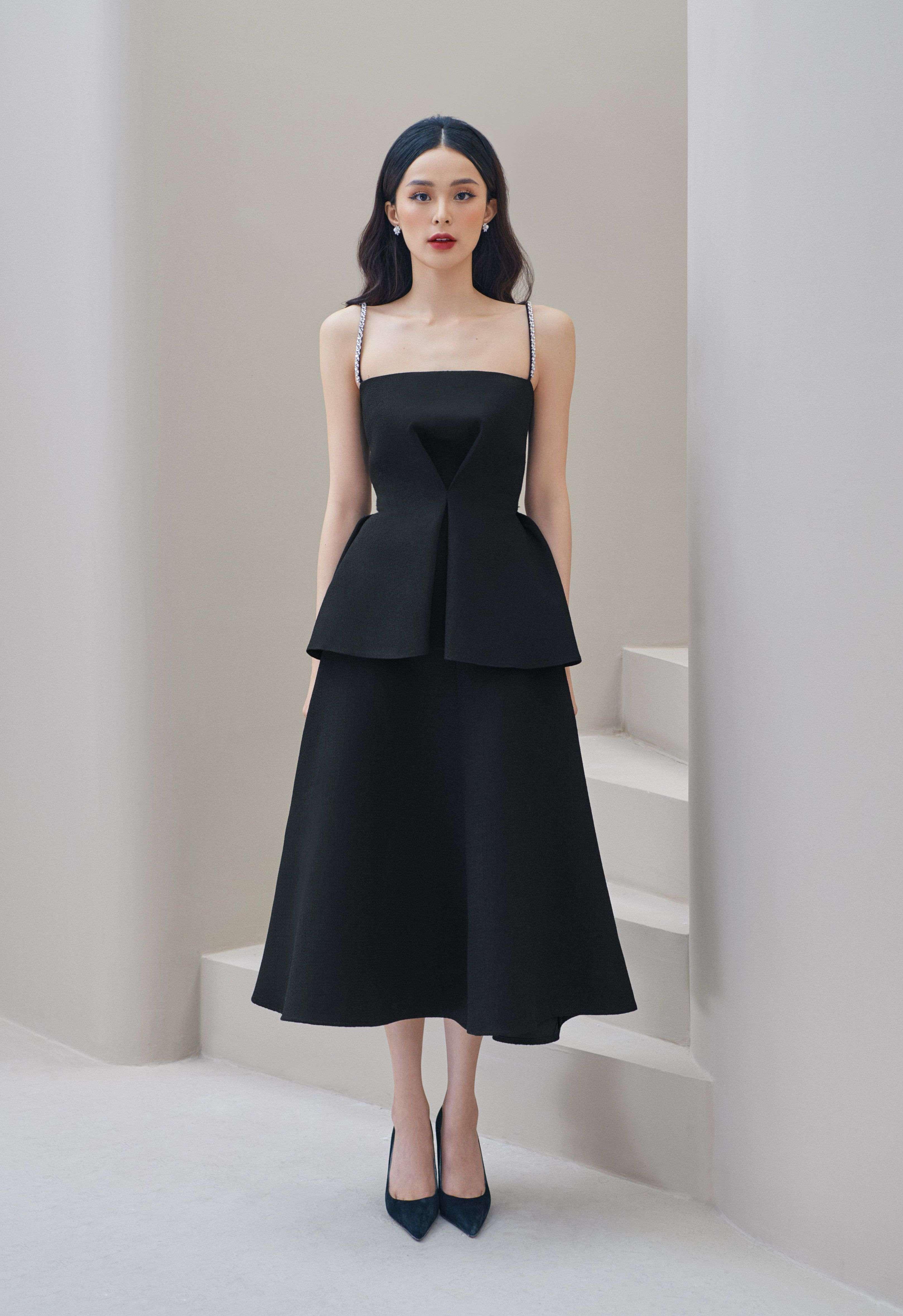 Set váy áo 2 dây #2941