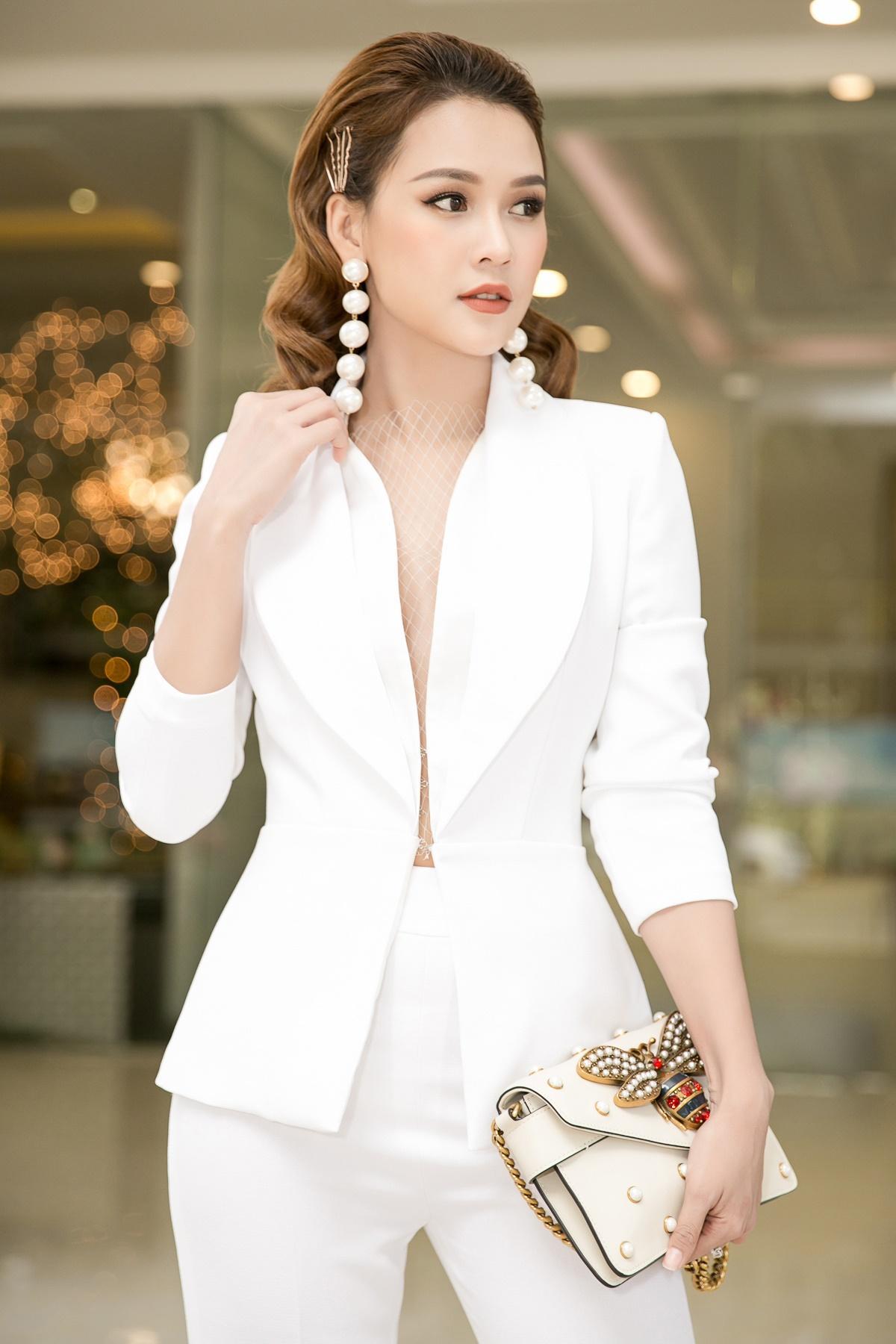 Set vest áo 2 lá cổ quần suông thiết kế sang trọng cao cấp #1487