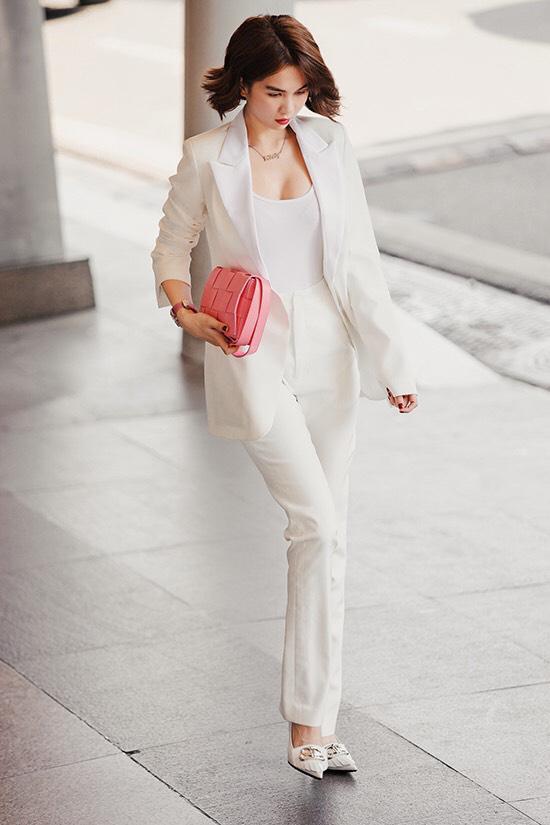 Set vest quần suông kèm áo 3 lỗ thiết kế sang trọng cao cấp #2554