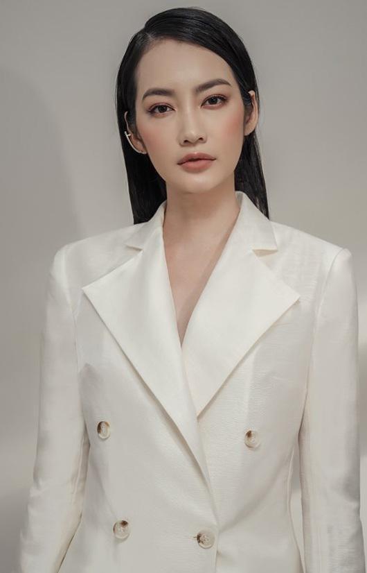 Set vest áolá cổ to ống đứng thiết kế sang trọng cao cấp #2563