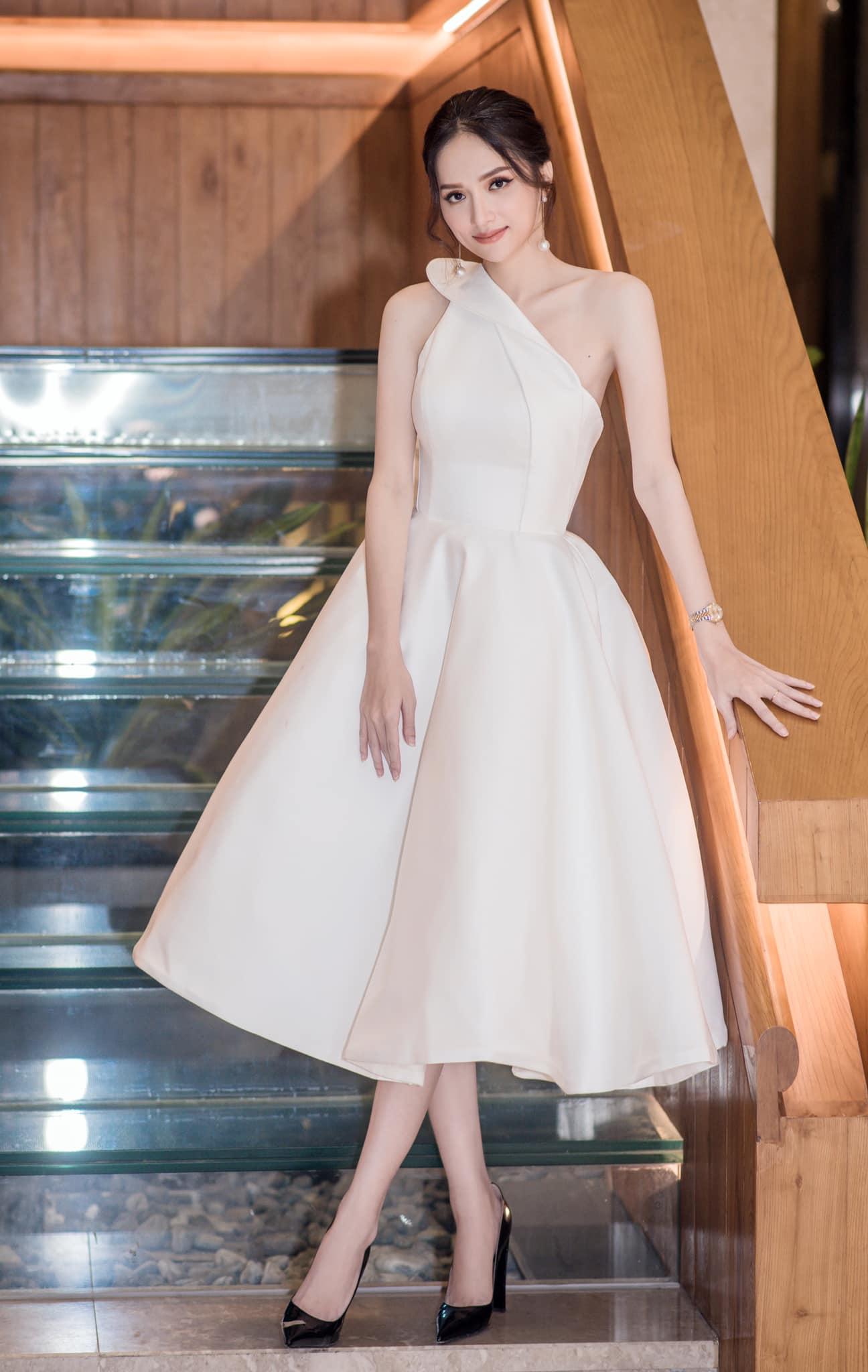 Đầm xòe công chúa nơ sau lưng #2792
