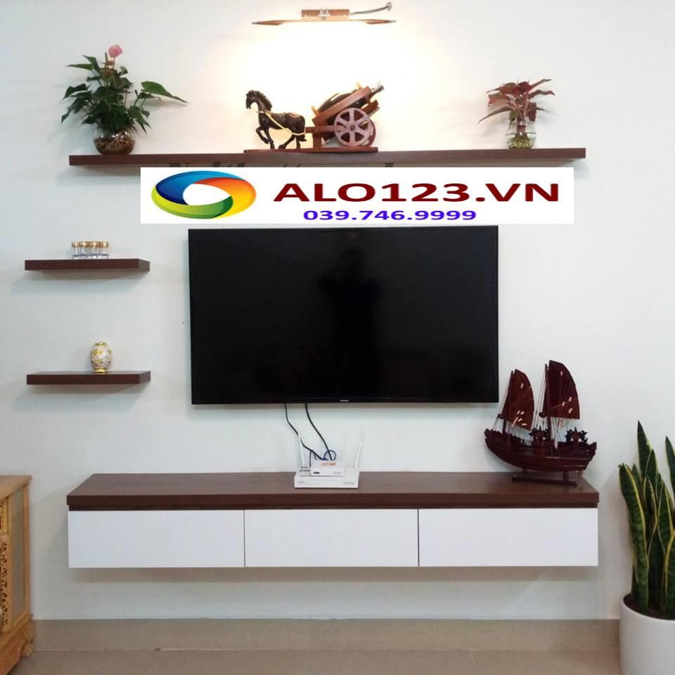 KỆ TIVI TREO TƯỜNG TV2343