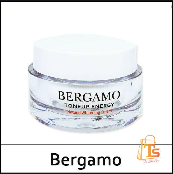 KEM BERGAMO TONEUP ENERGY NATURAL WHITENING CREAM
