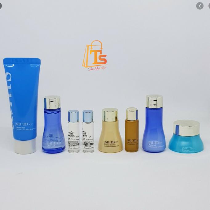 Bộ dưỡng cấp nước SU M37 Water-full Special Gift 8 items