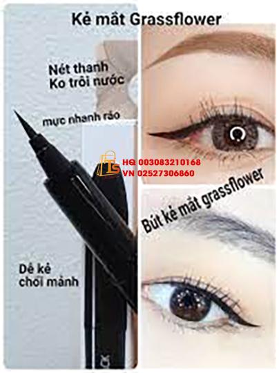 Dạ kẻ mắt không lem Grass & Flower Eyeliner Hàn Quốc
