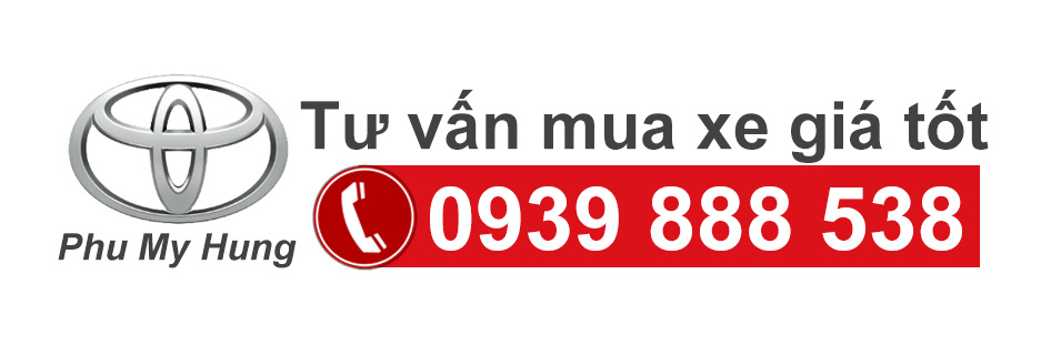 Hotline Toyota Nam Sài Gòn - Mua Xe Toyota Giá Tốt