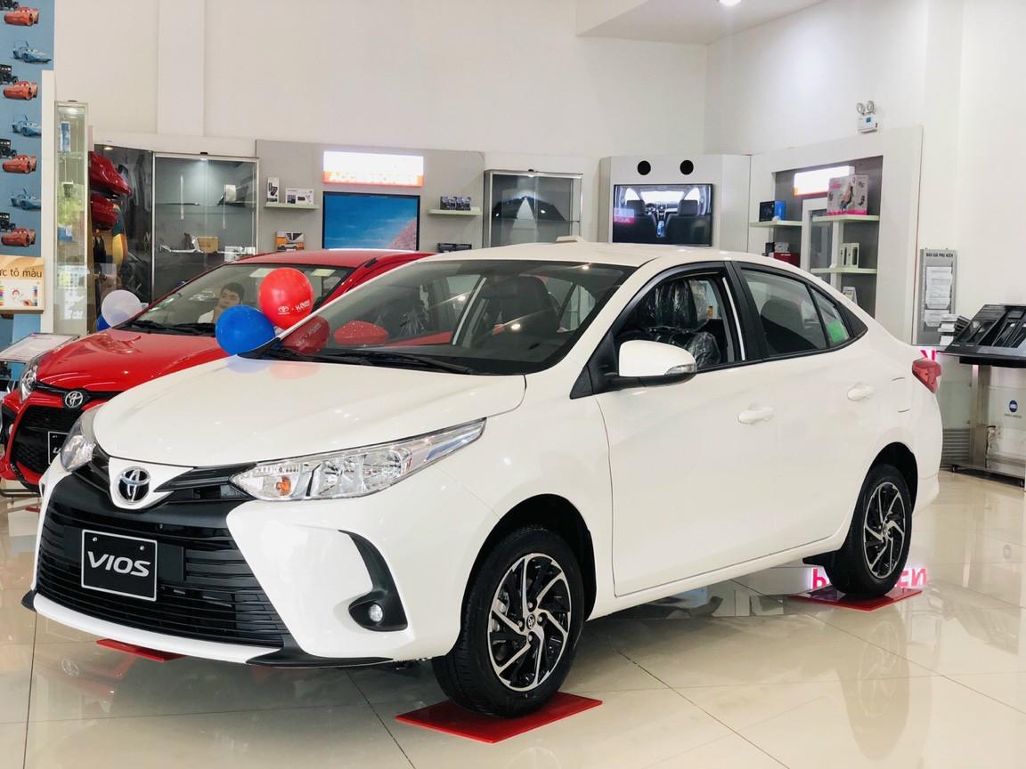Toyota Vios E 1.5MT 2021