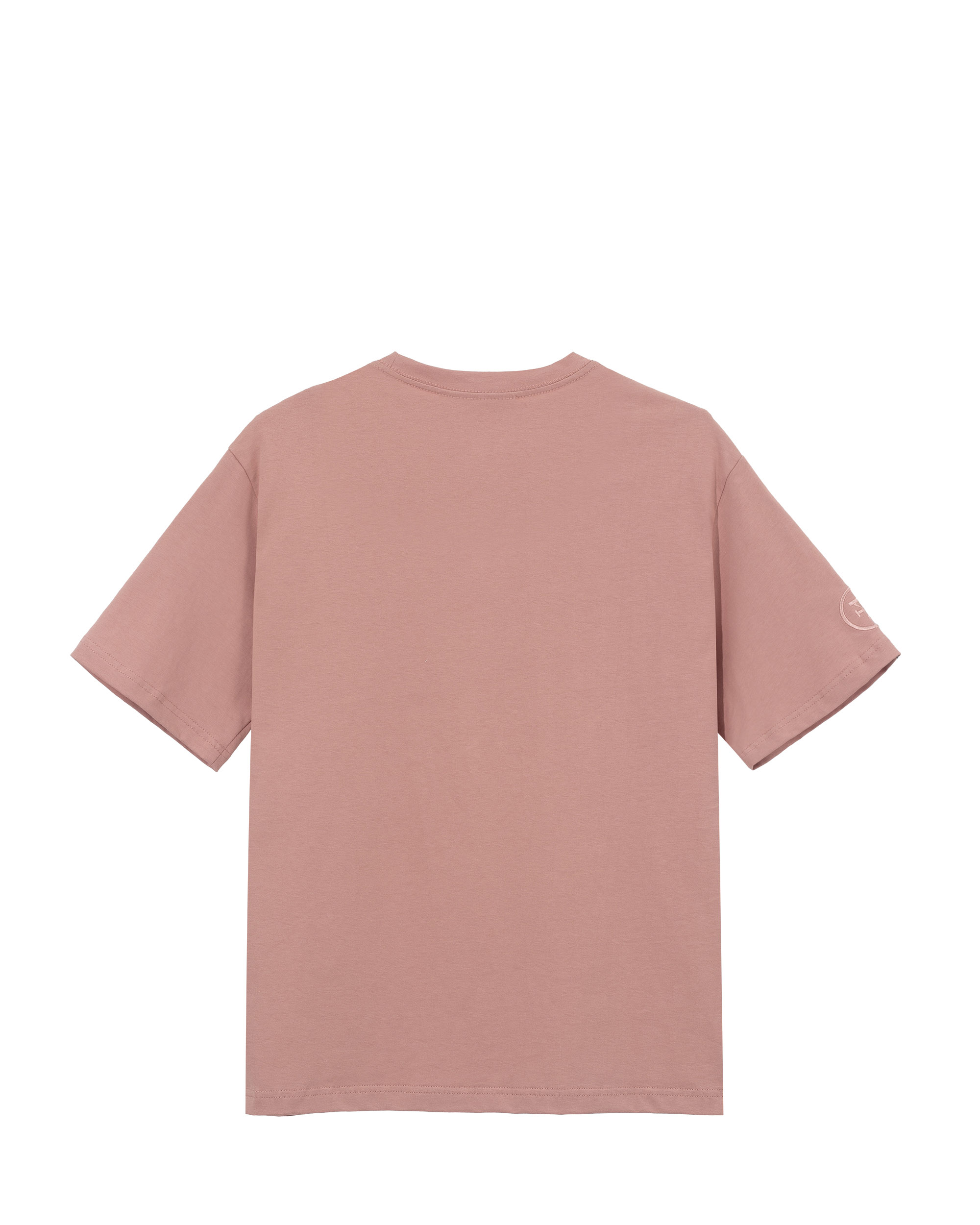 DirtyCoins Y Basic T-Shirt  - Earth Pink