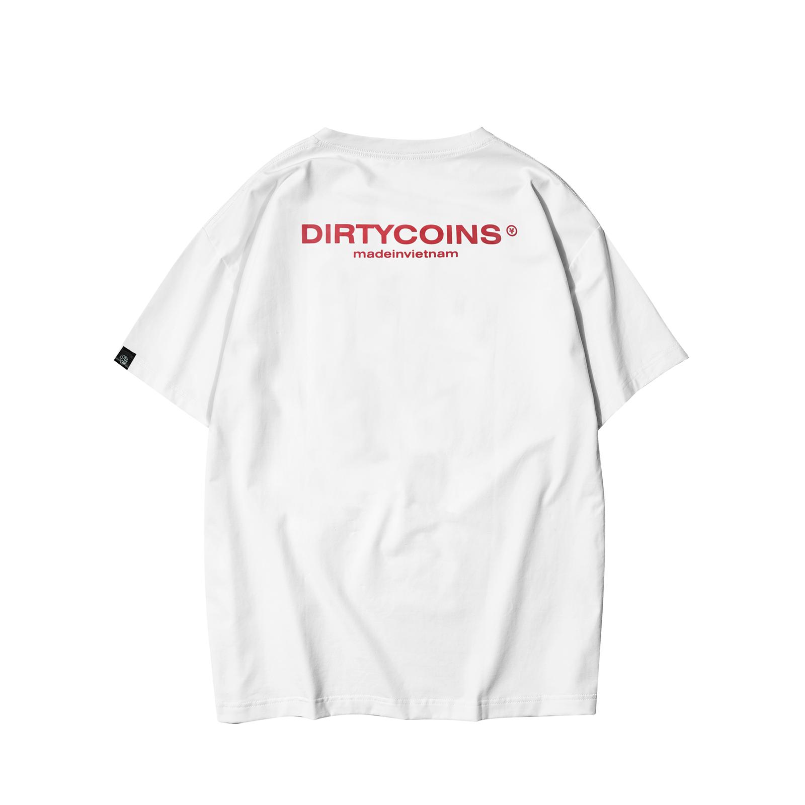 Dirtycoins Basic T-Shirts Ss2