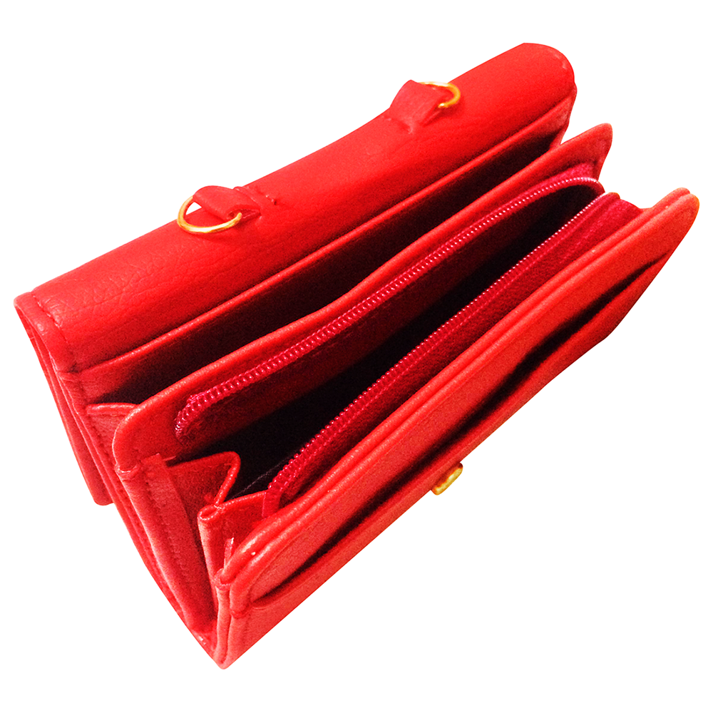 Sphynx Chain Wallet (2 phối màu)