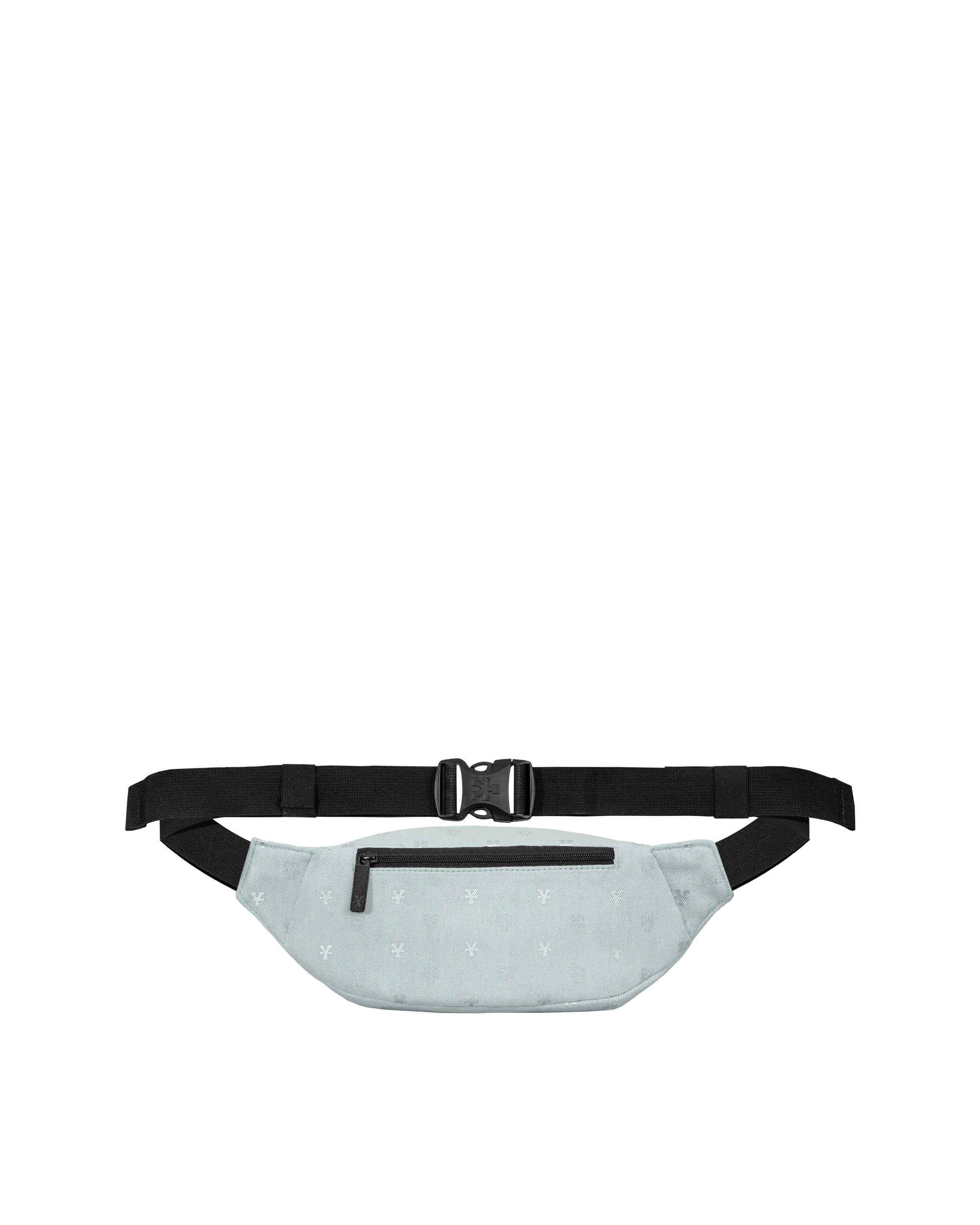 Logo Pattern Waistbag - Ripped Jeans