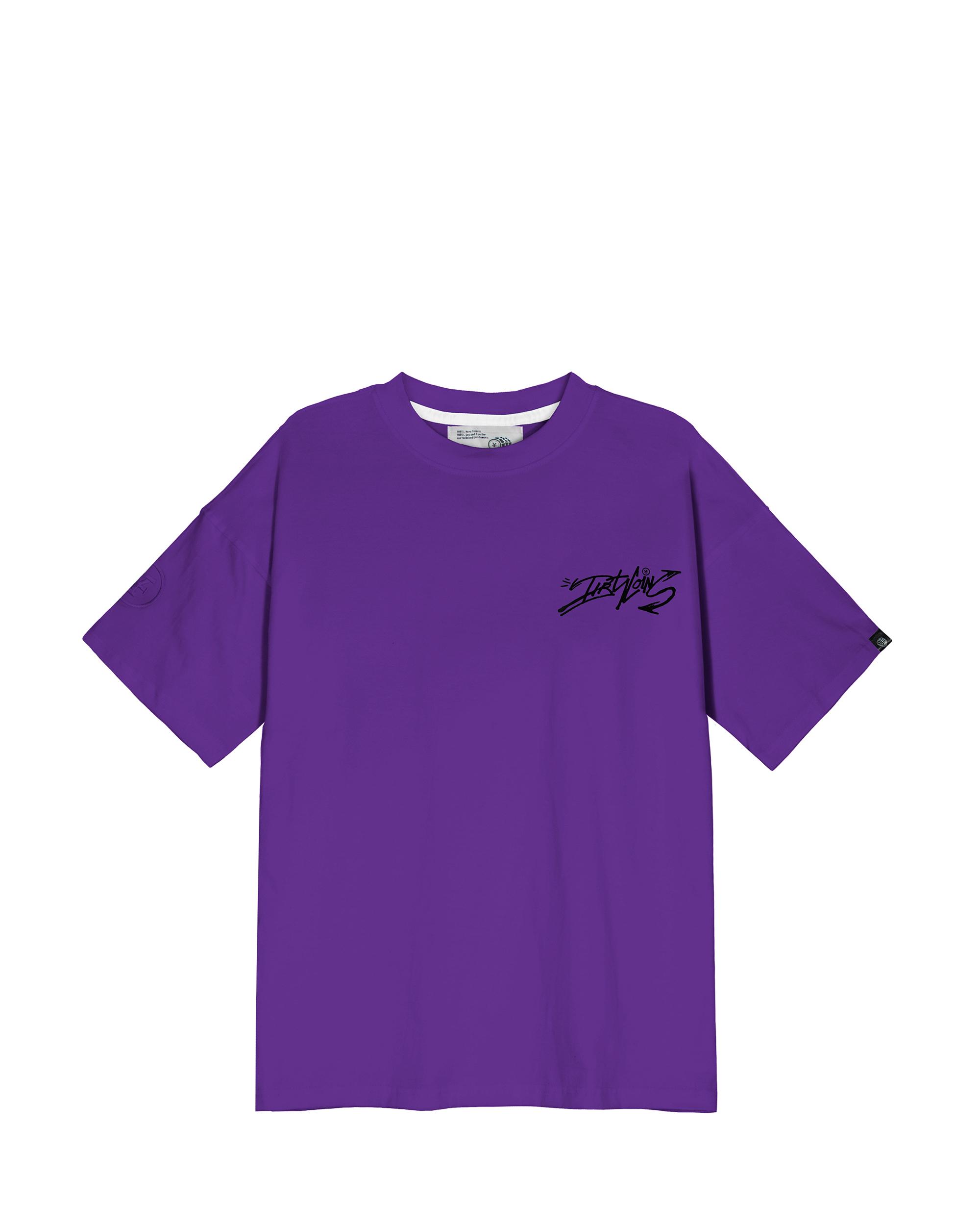 DirtyCoins Graffitee - Purple