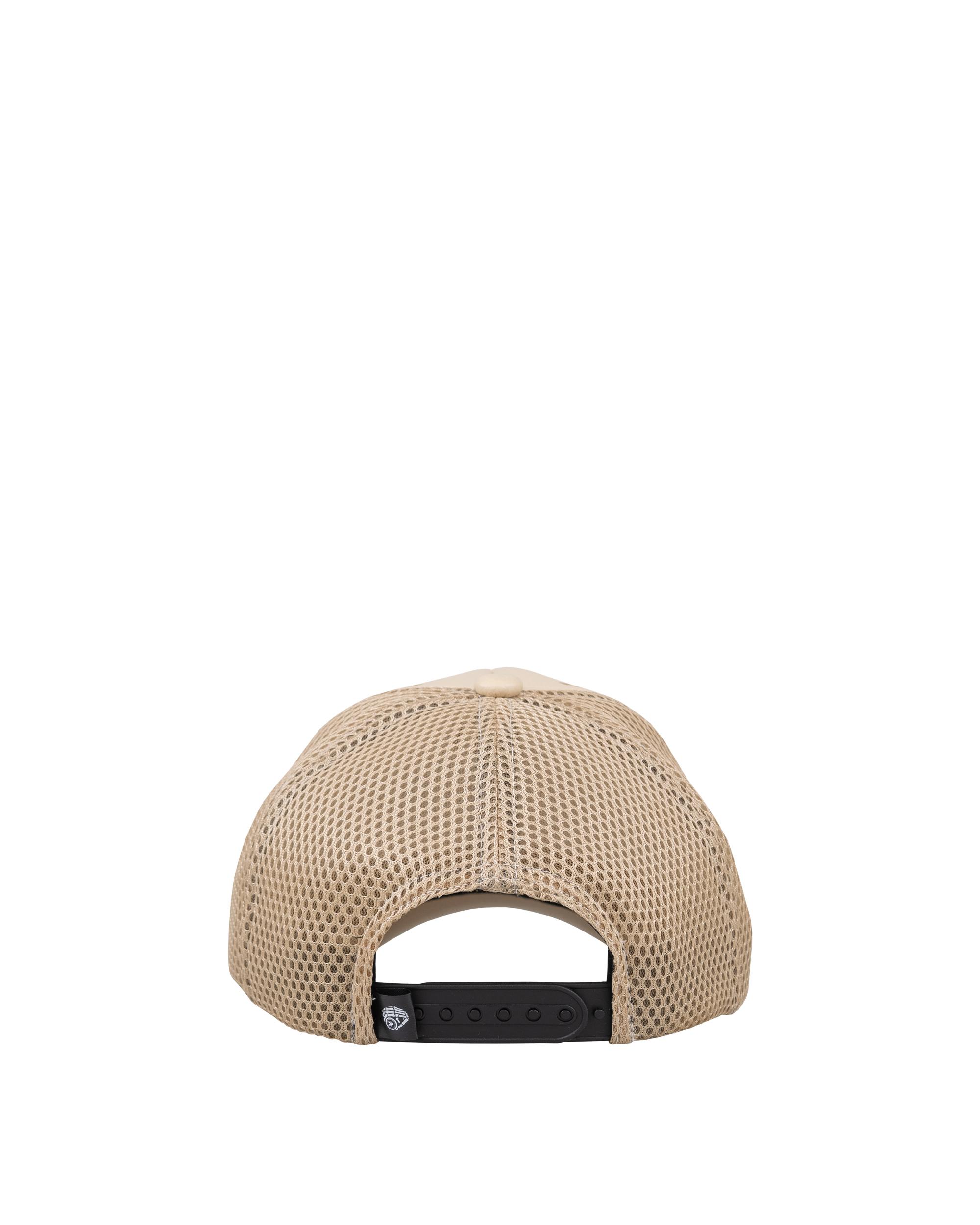DirtyCoins Leather Trucker Hat