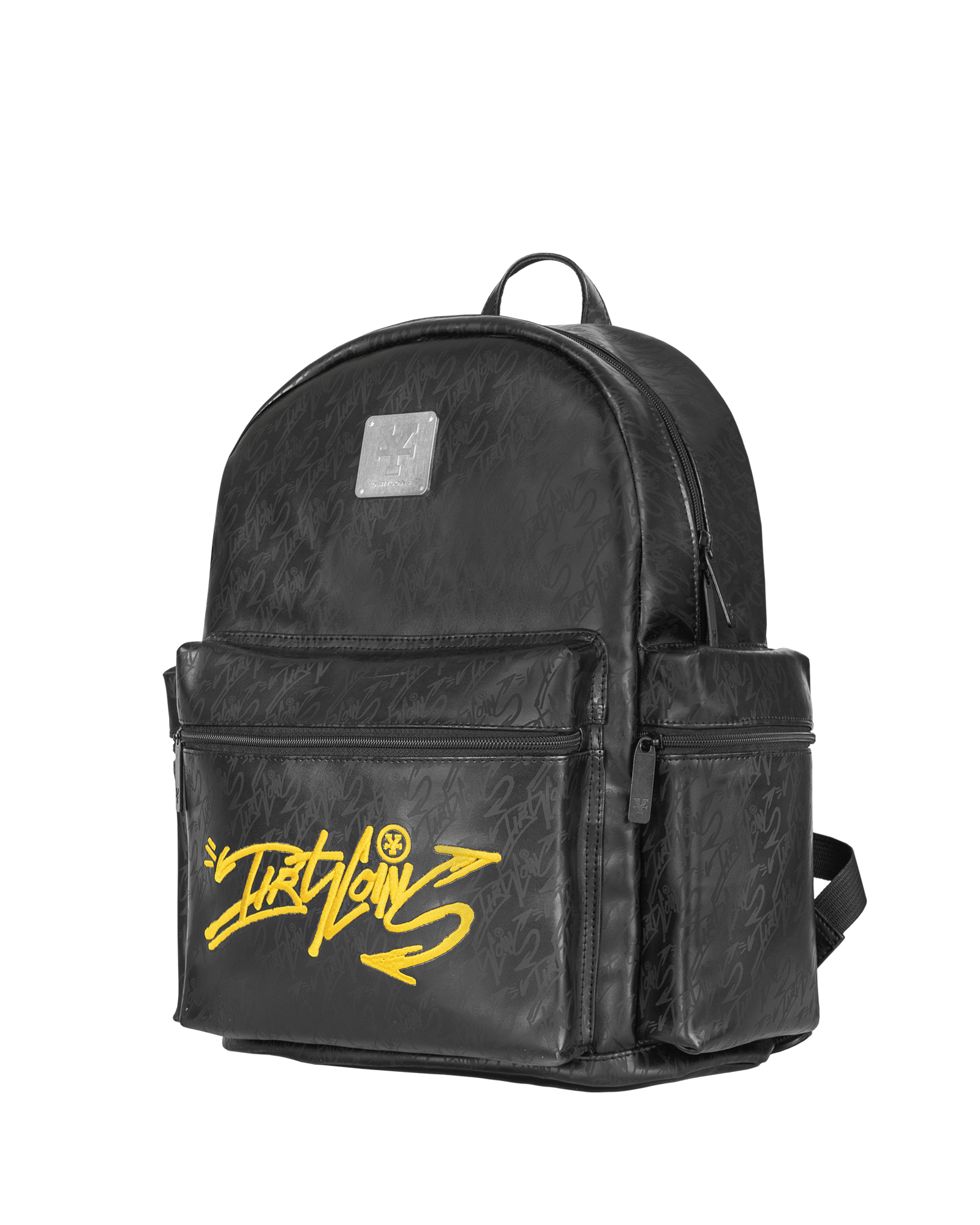 DirtyCoins Graffity Logo Backpack