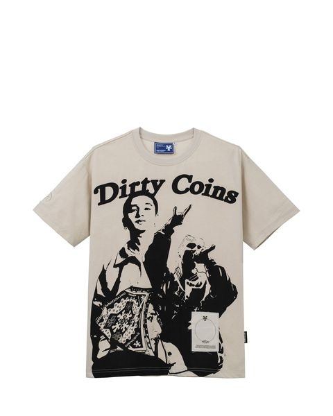 DirtyCoins x 16Typh The Rapper T-Shirt