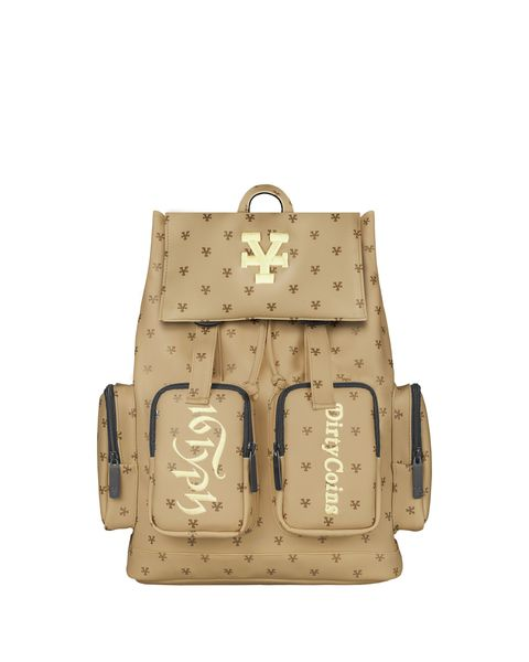 DirtyCoins x 16Typh Backpack - Tan (Special edition)