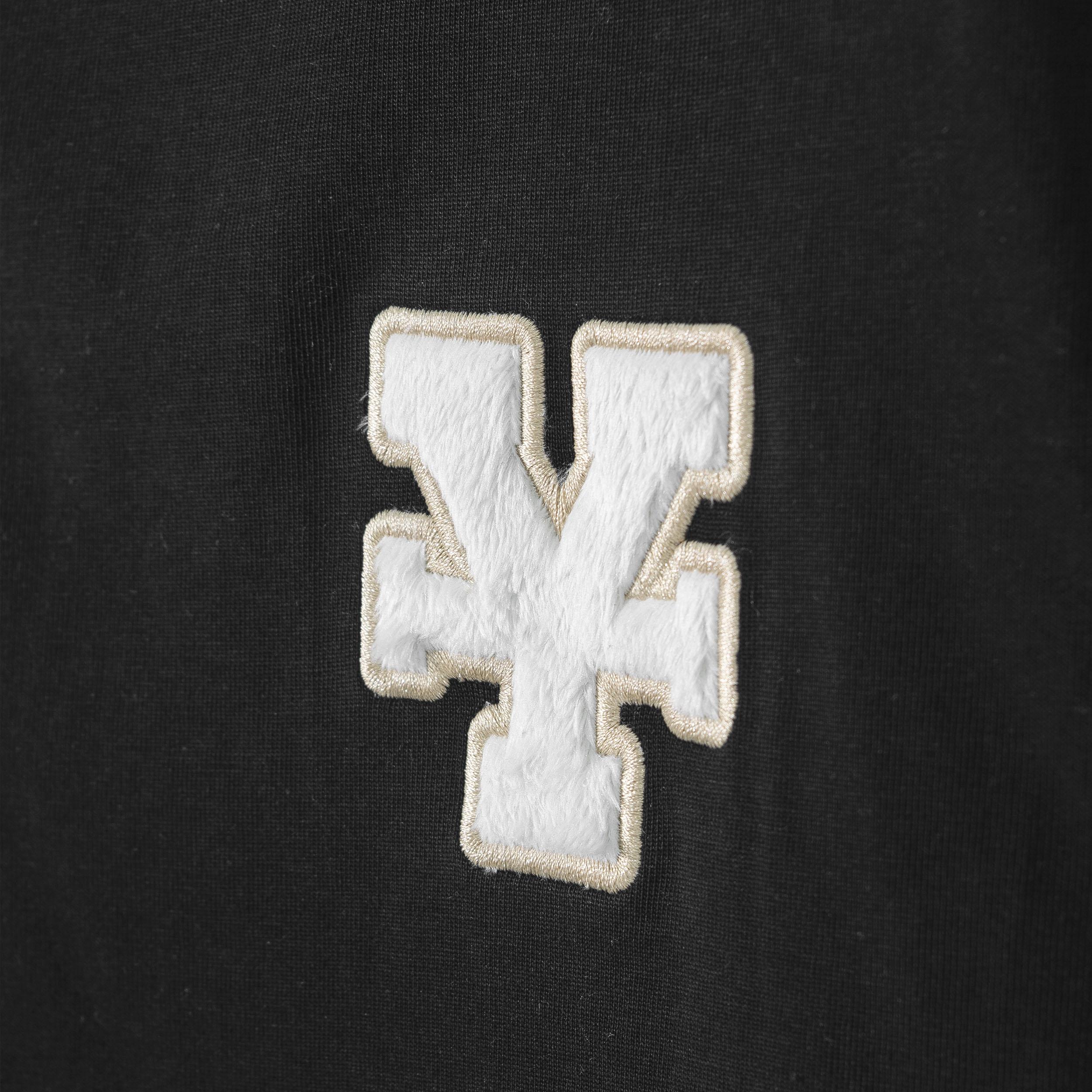 DirtyCoins Y Basic T-Shirt - Black