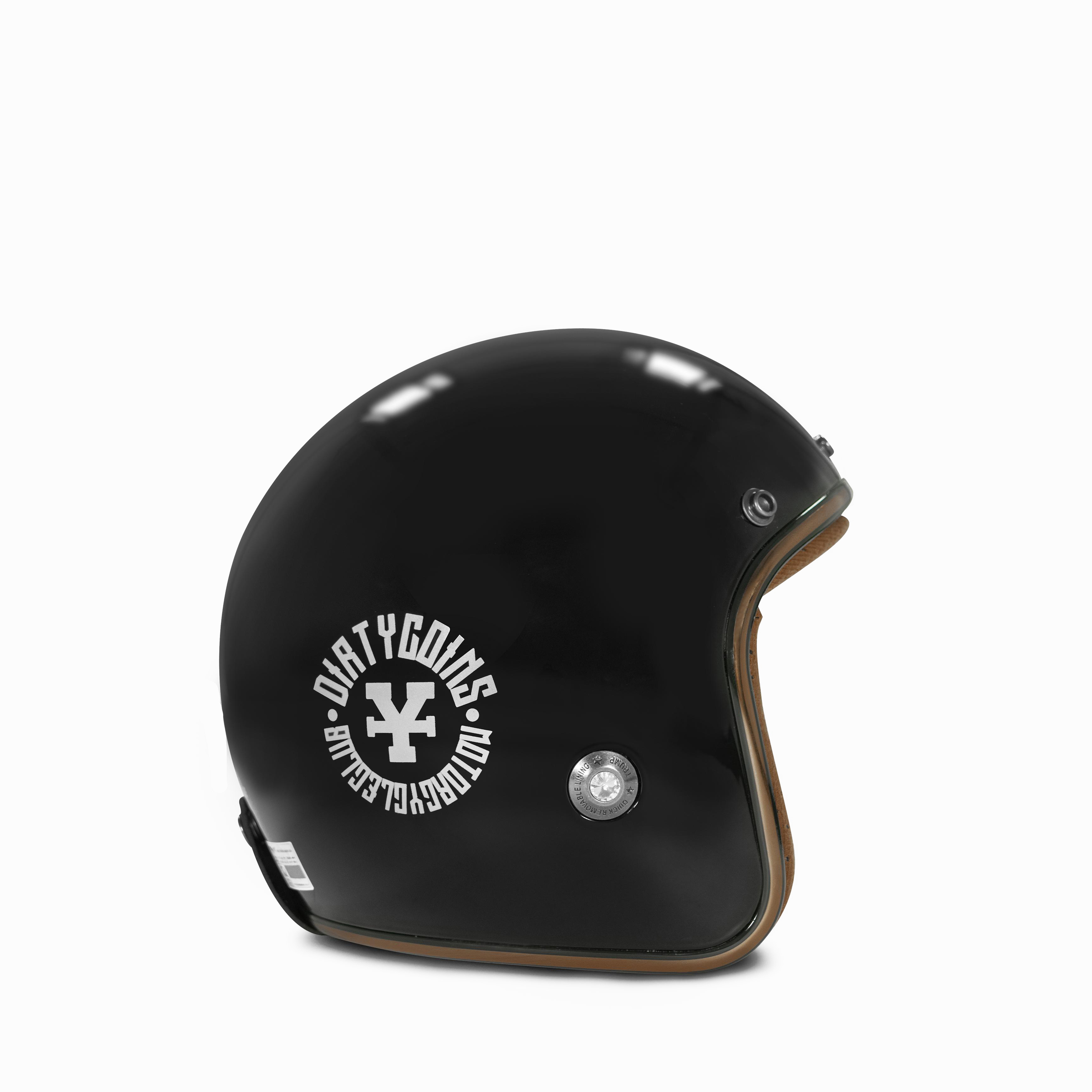 DirtyCoins Diamond OF Helmet