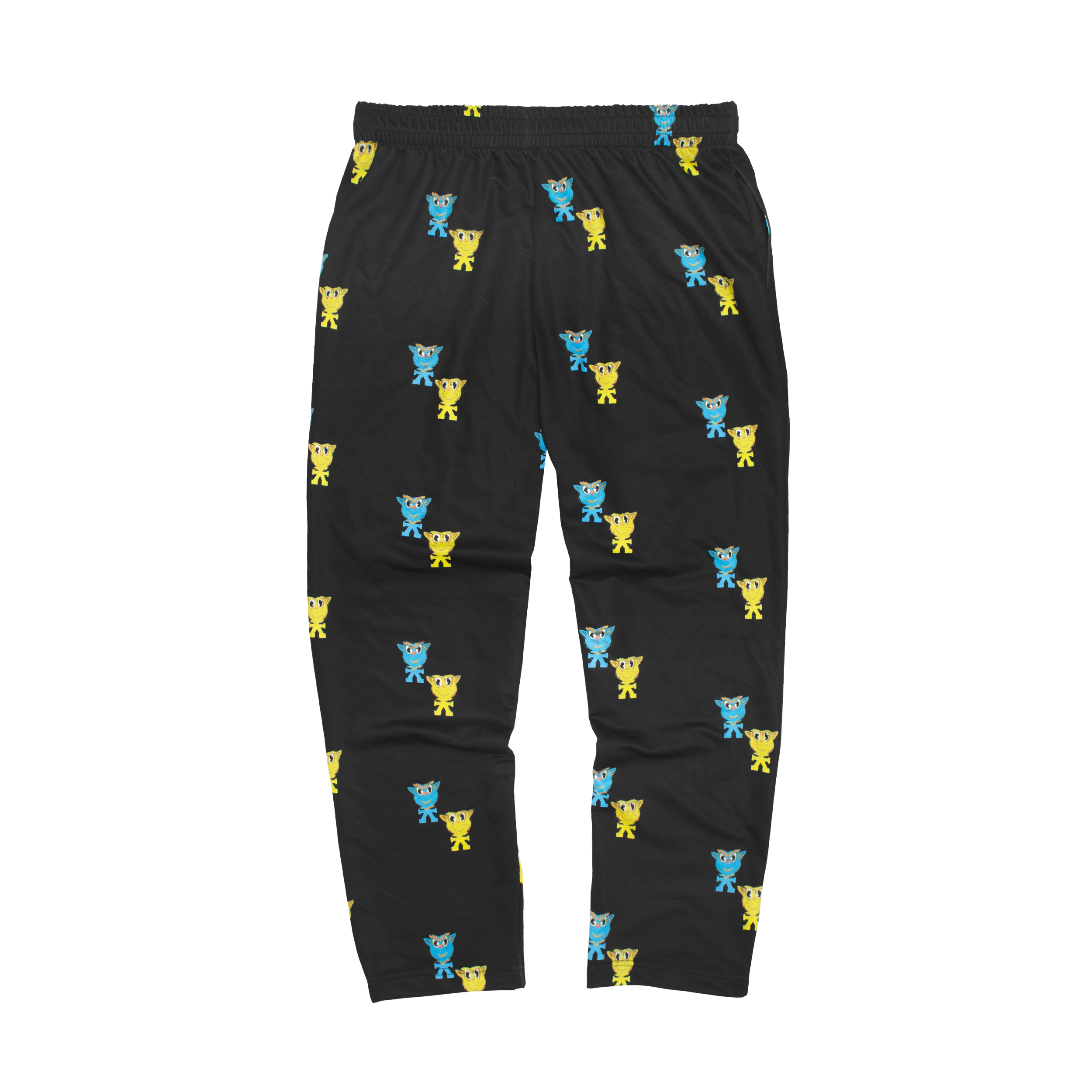 Grynch All Over Print Pants