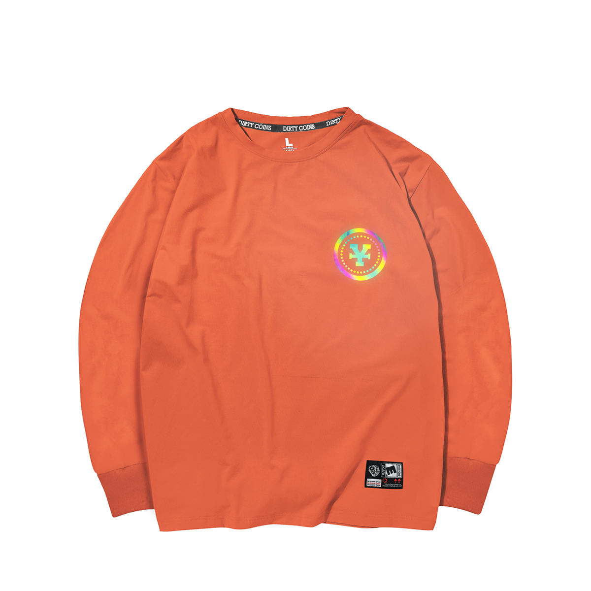 Long Sleeve Hologram