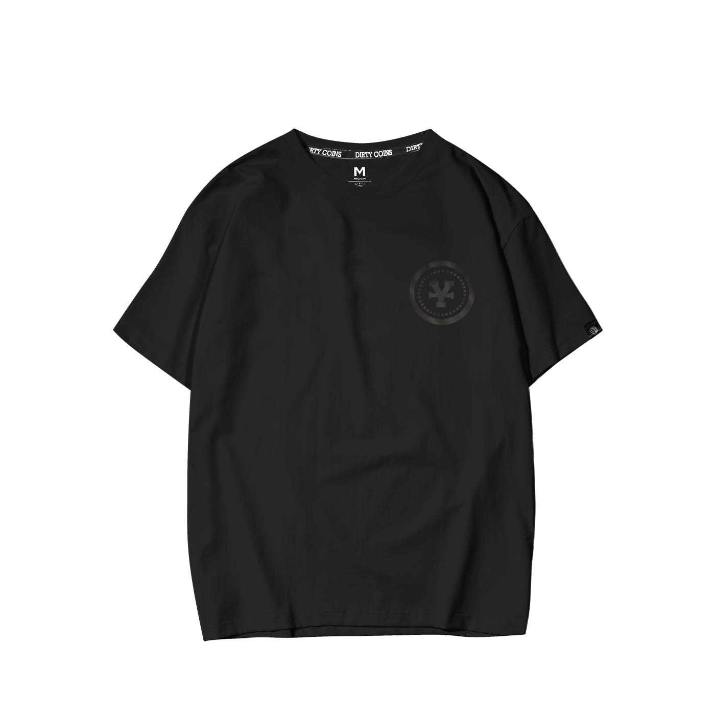 Logo Reflective Hologram T-Shirt (2 phối màu)