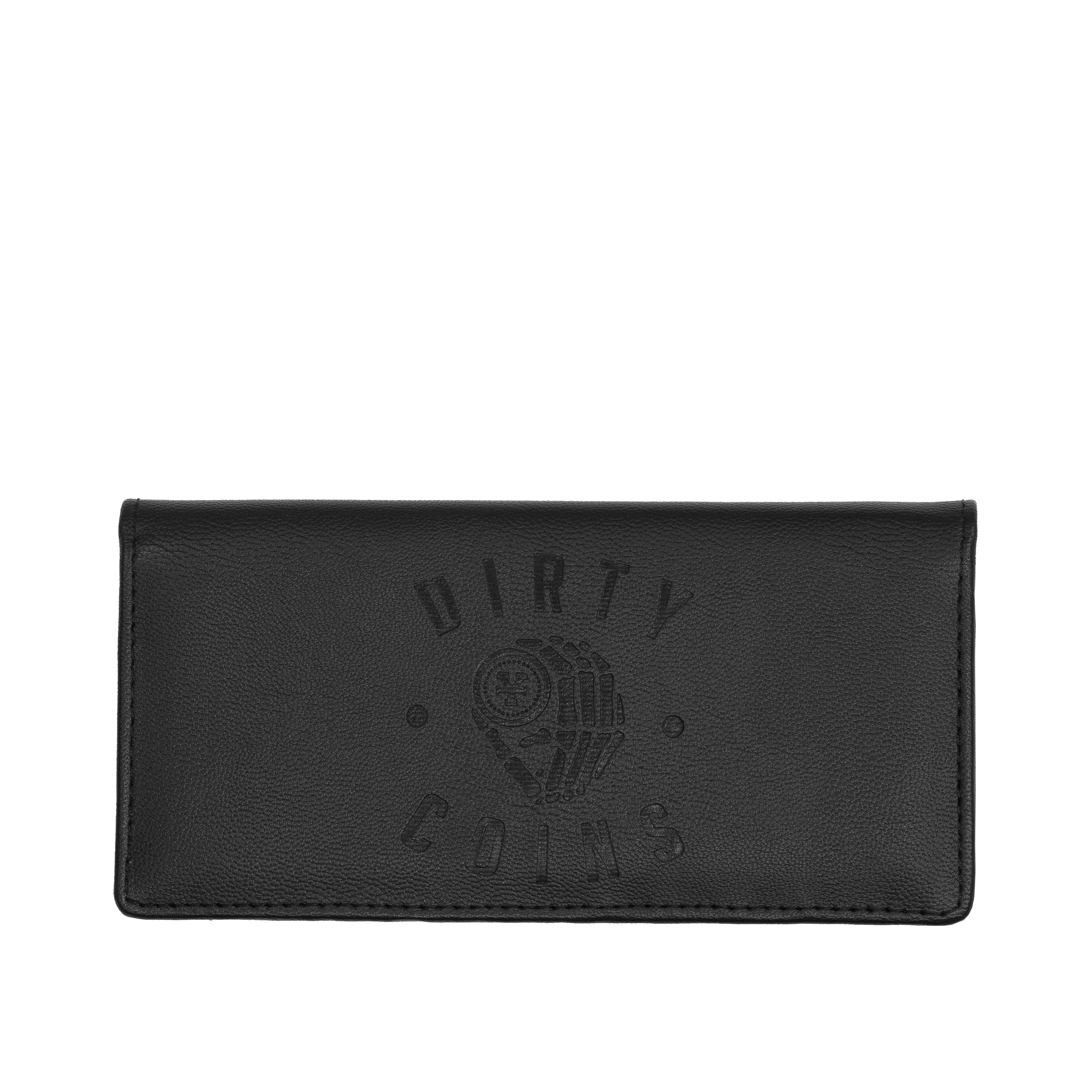 Dirtycoins Logo Long Wallet