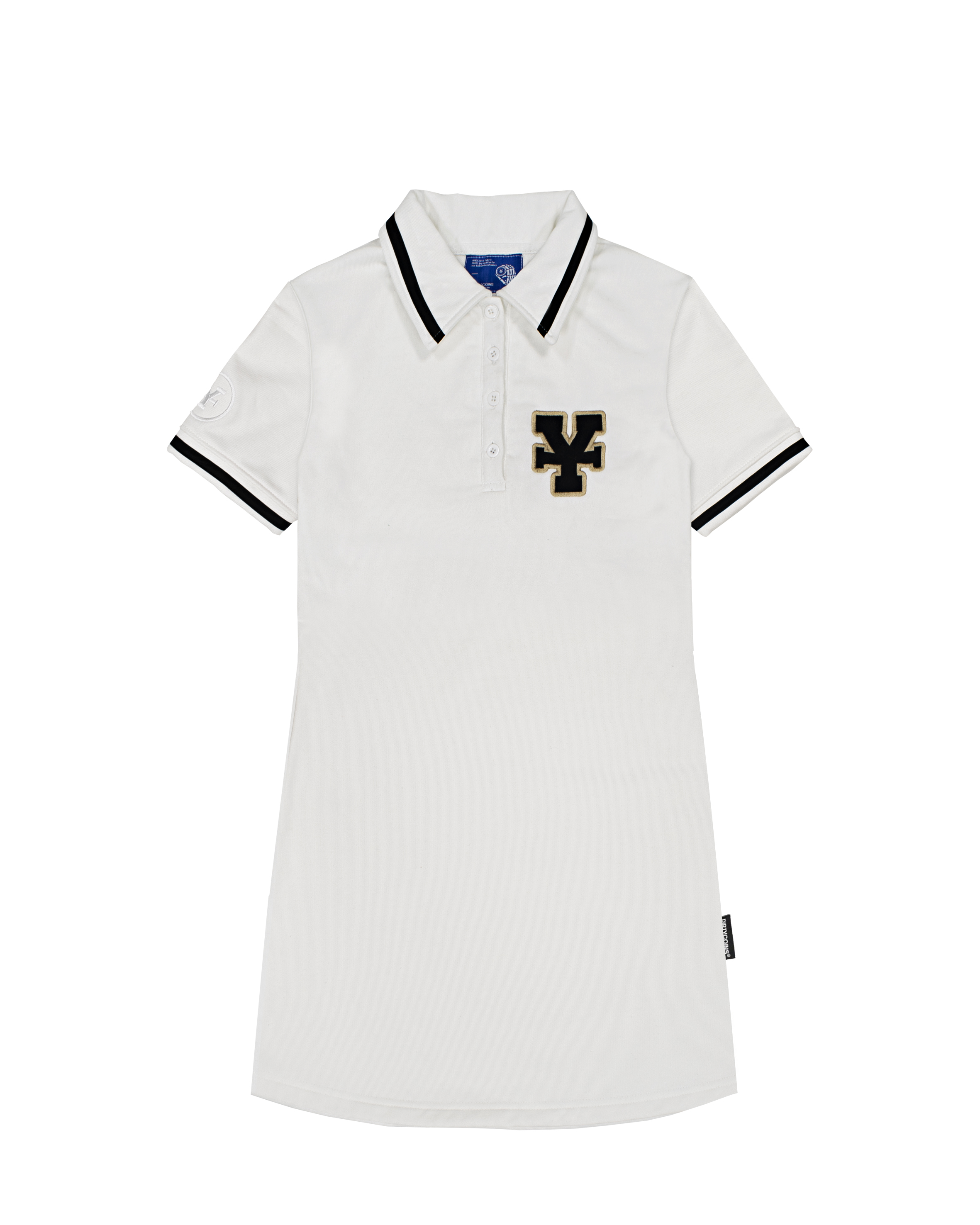 DIrtyCoins Logo Polo Dress