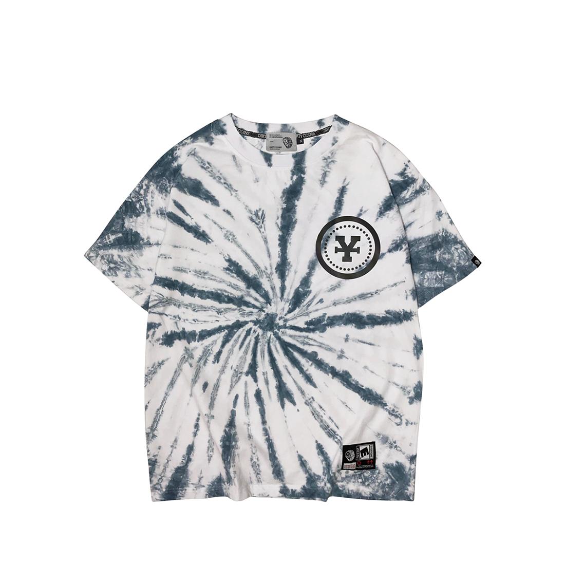 Hologram Mercury Tie-Dye T-Shirt