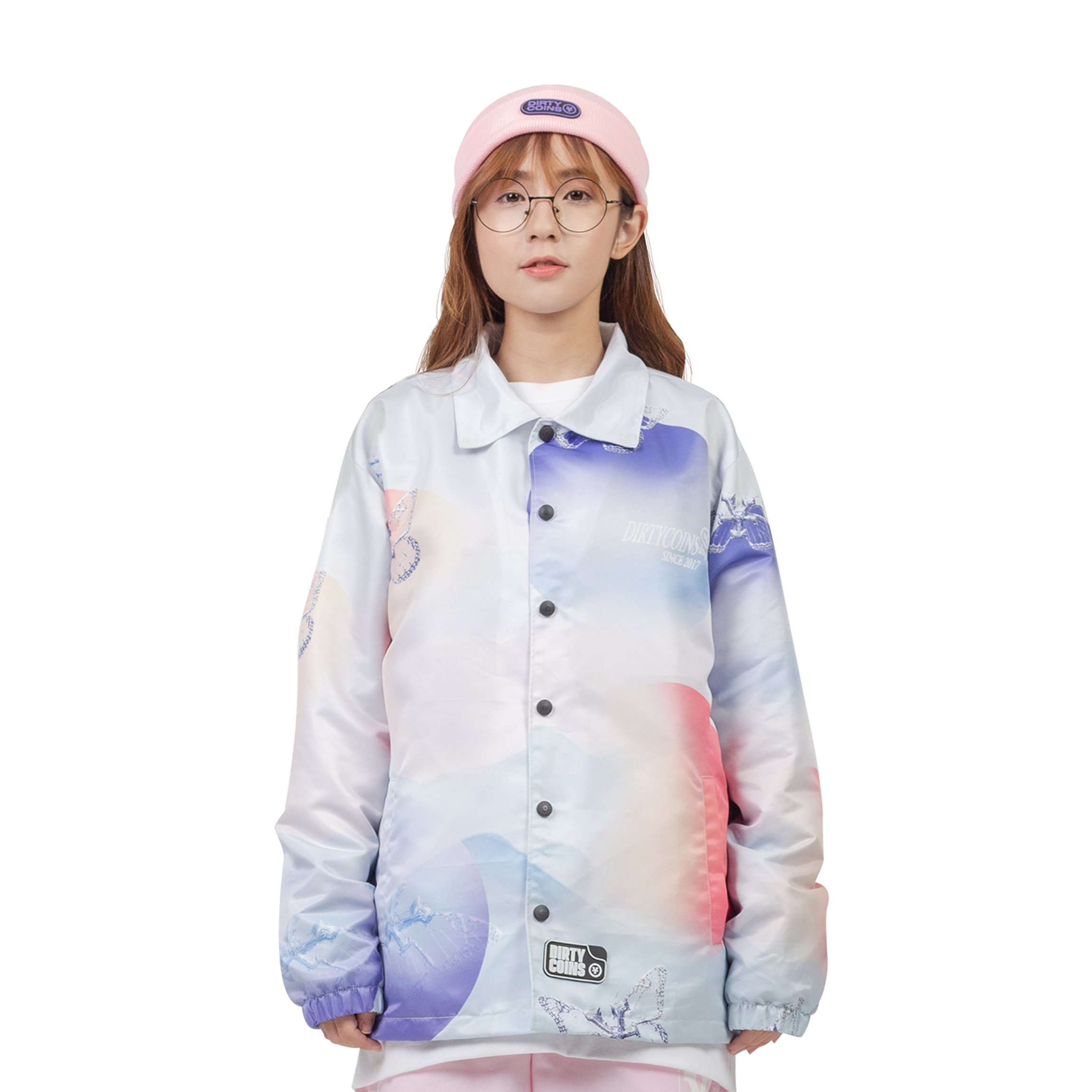 Monarch All Over Print Jacket