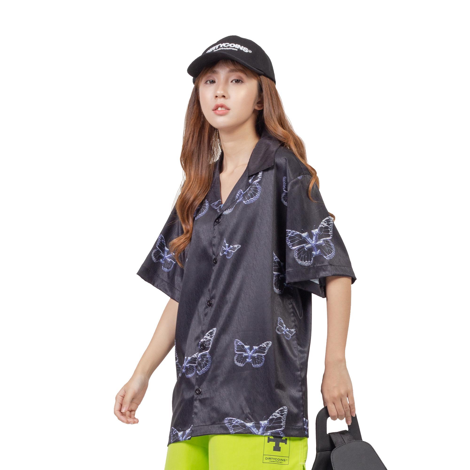 Monarch Print Shirt