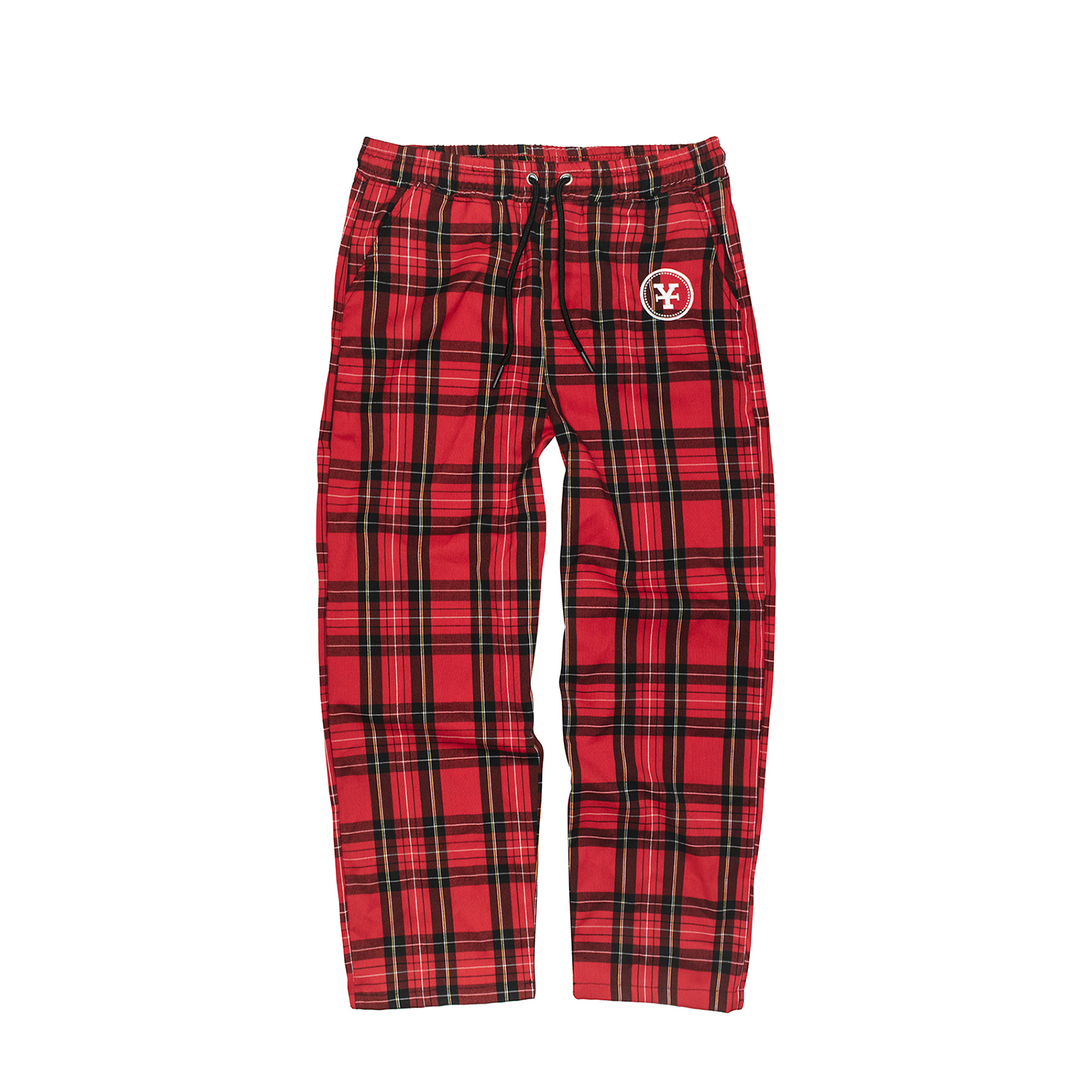 Plaid Pants In Bred