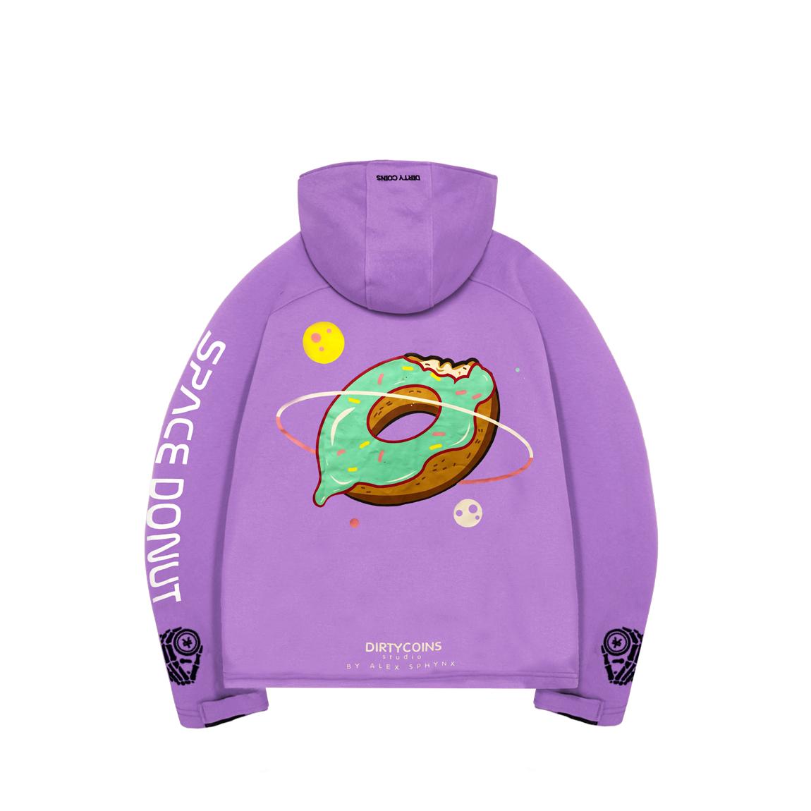 Hoodie Donut 2