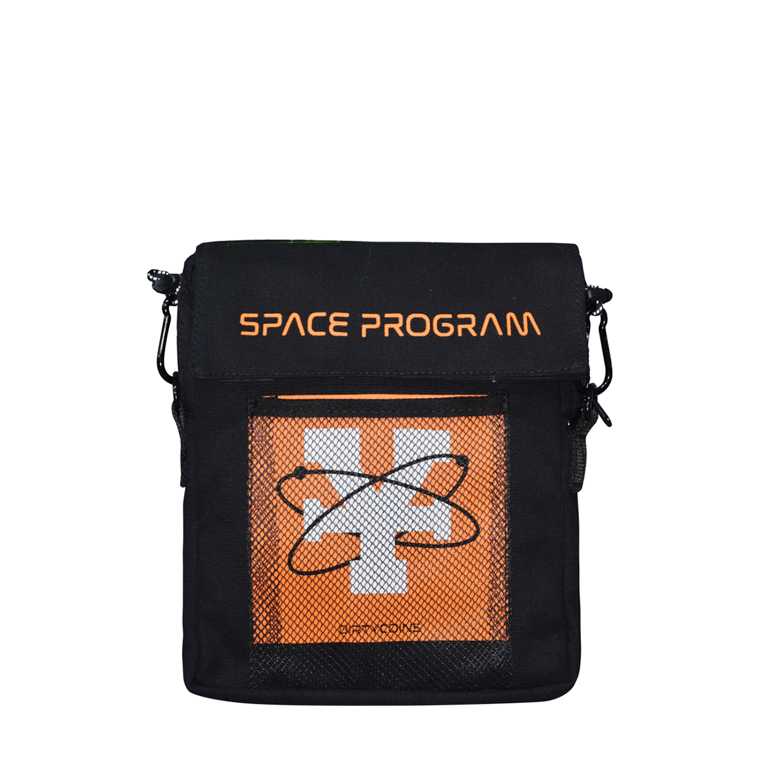 Space Program Cross Bag (2 phối màu)