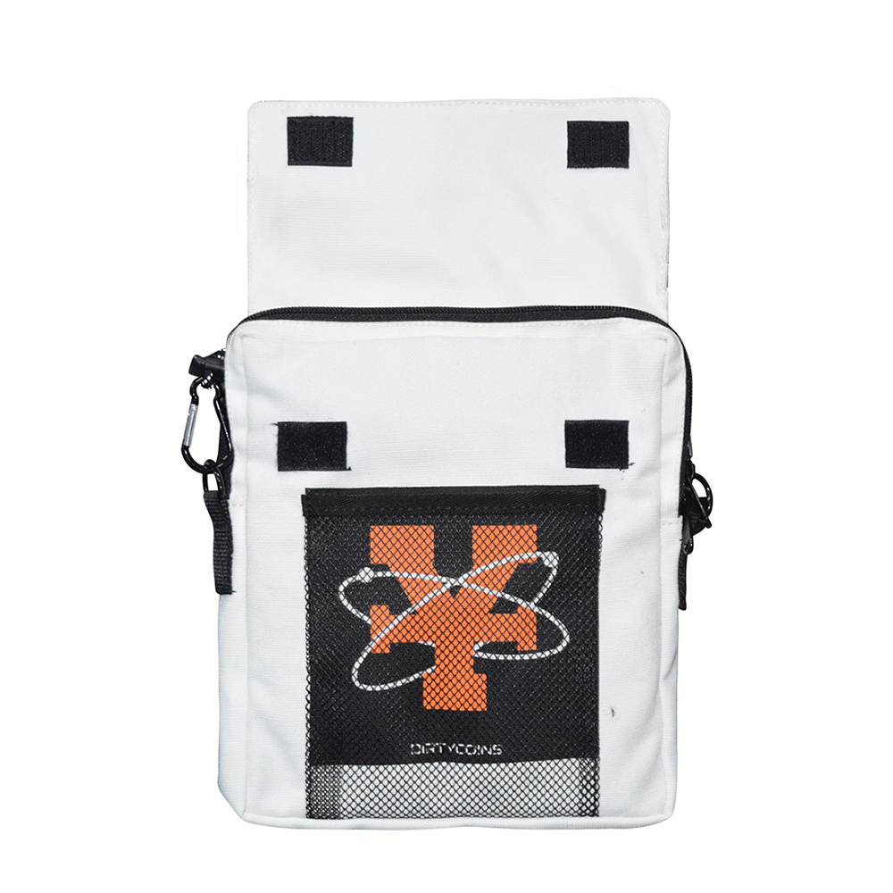 Space Program Cross Bag