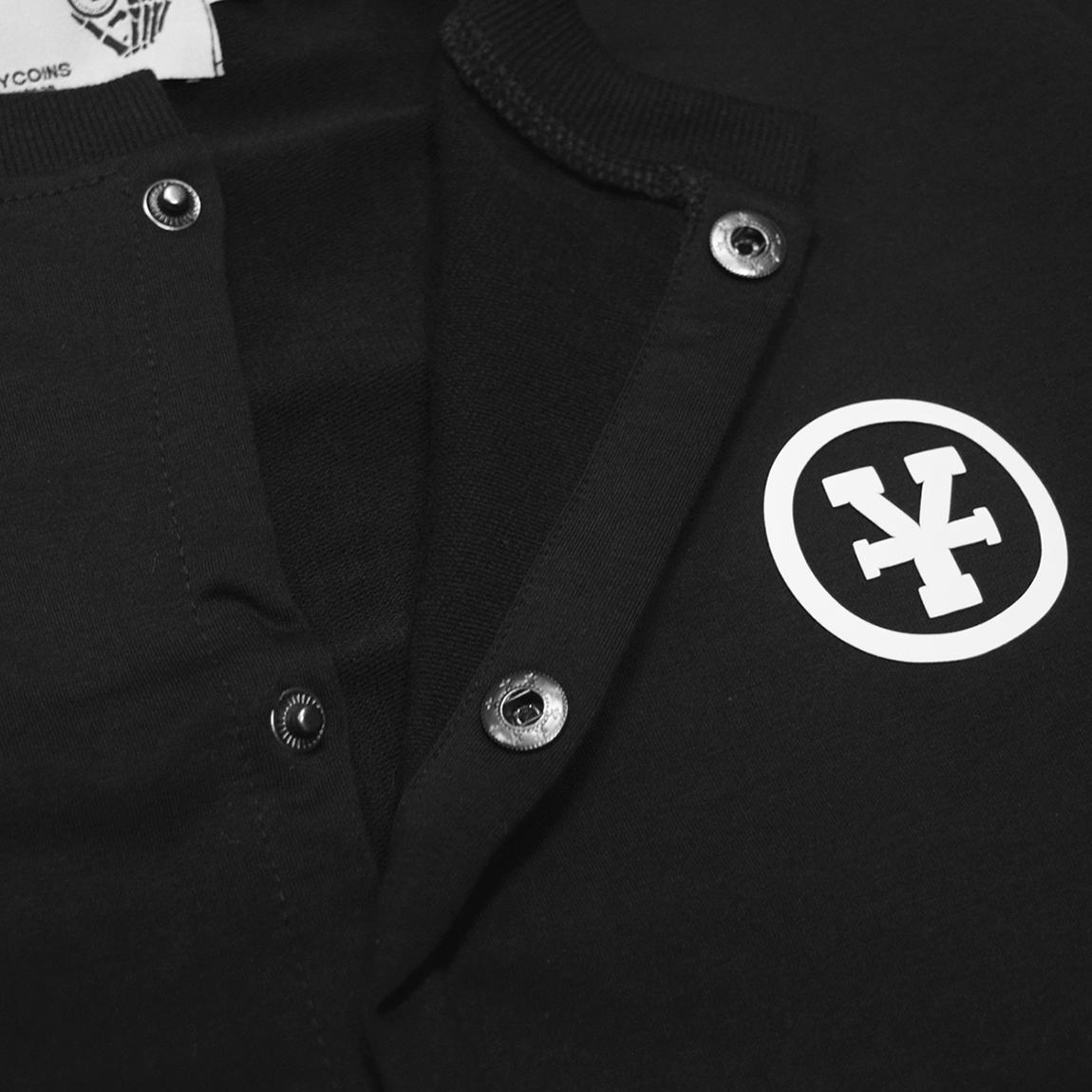 Reflective Logo Sweat Track Jackets (2 phối màu)