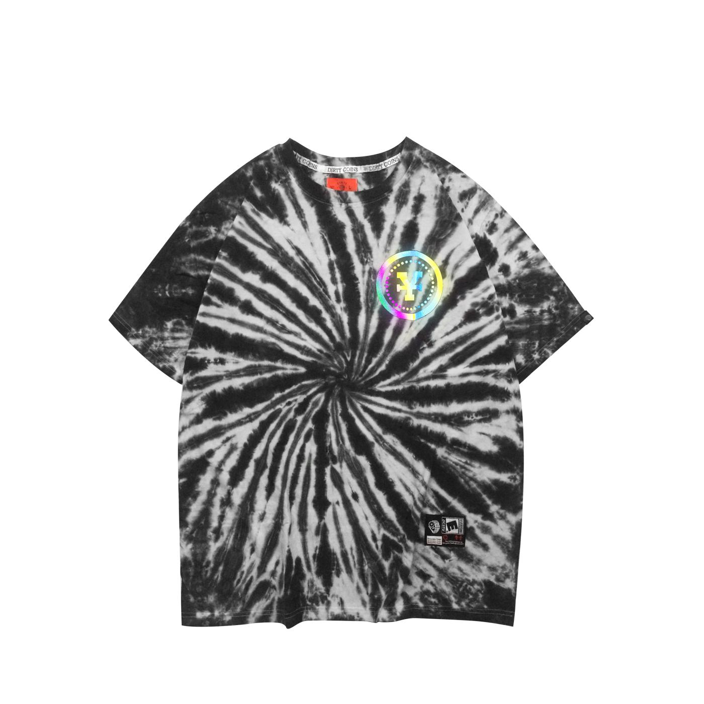 Hologram Venom Tie-Dye T-shirt