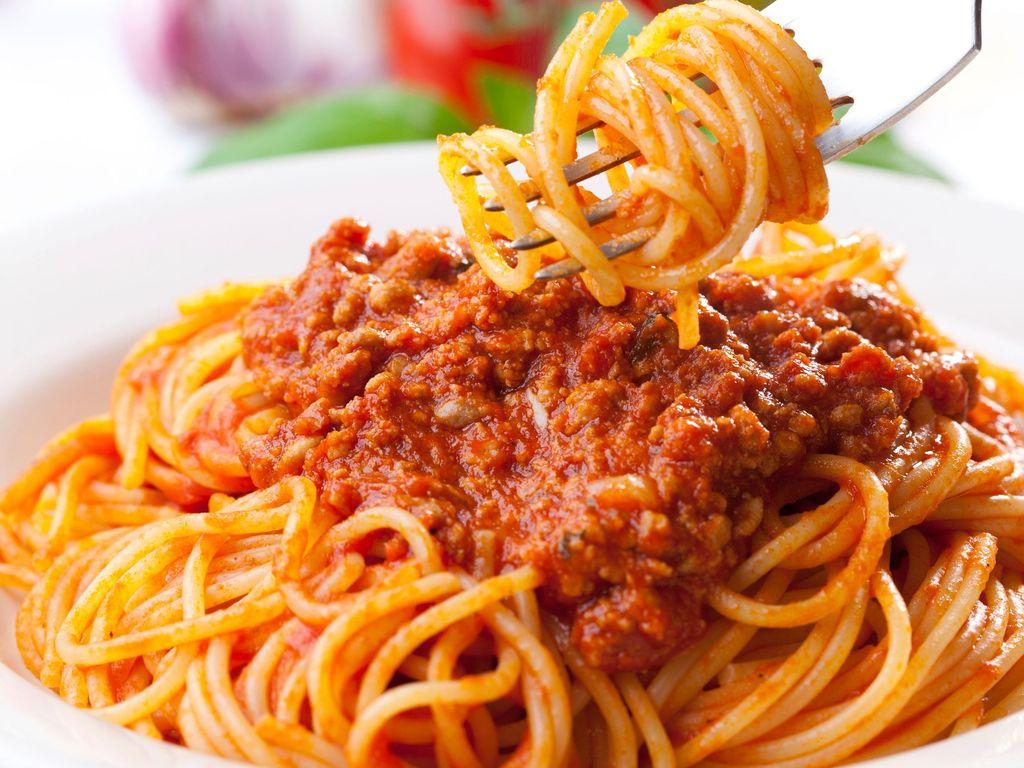 Sốt Mỳ Ý Spaghetti