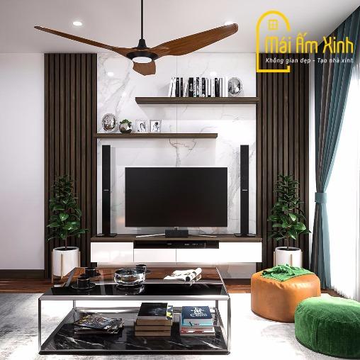 Thiết kế Nội thất - Chị Trang/Sky Central 176 Định Công