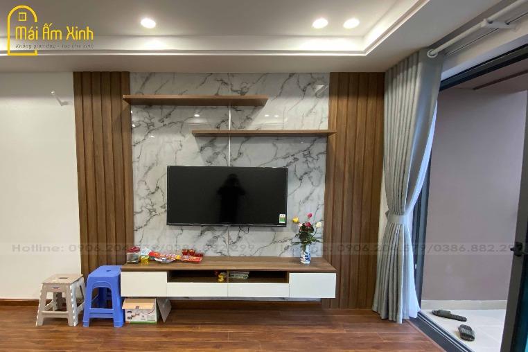 Thi công Nội thất - Chị Trang/Sky Central 176 Định Công