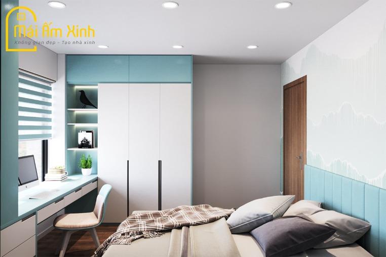 Thiết kế Nội thất - Anh Tâm/Vinhomes Ocean Park