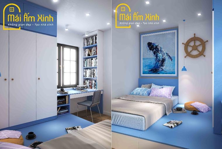 Thiết kế Nội thất - Chị Linh/Homeland Hải Phát