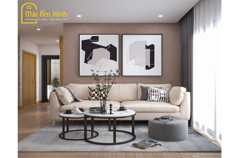 Thiết kế Nội thất - Chị Hạnh/Vinhomes Ocean Park