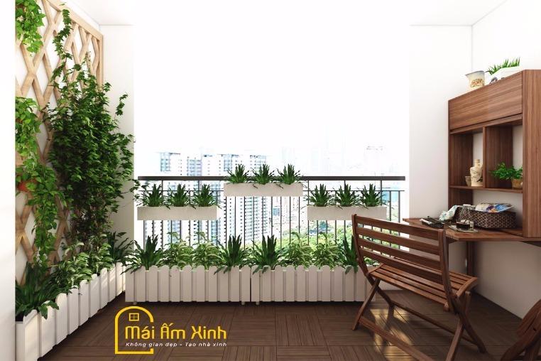 Thiết kế Nội thất - Chị Hoài/Homeland Thượng Thanh