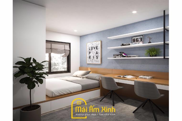 Thiết kế Nội thất - Chị Diệp Ecohome 3 Tân Xuân