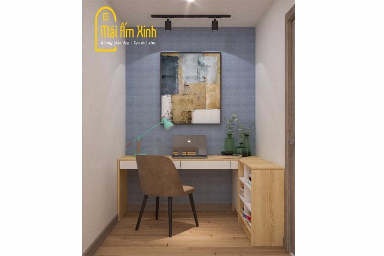 Thiết kế Nội thất - Chú Tám/Vinhomes Ocean Park