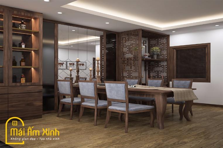 Thiết kế Nội thất - Anh Khôi/IA20 KDT Ciputra