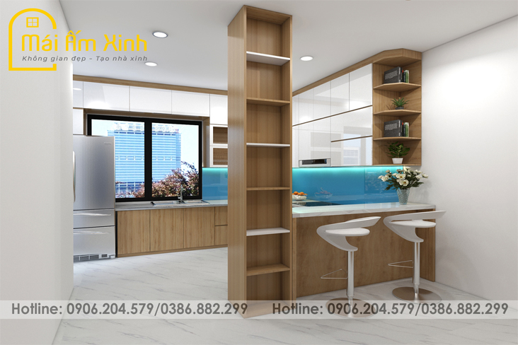 Thiết kế Nội thất - Anh Linh - Võ Thị Sáu