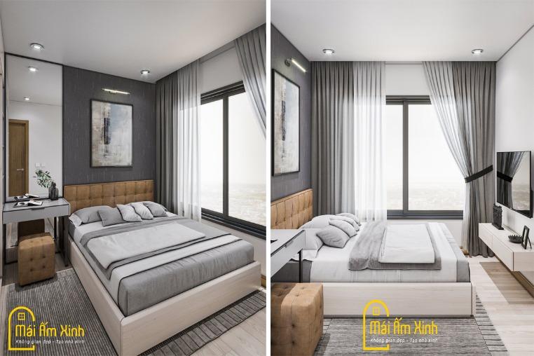 Thiết kế Nội thất - Chị Yến/Vinhomes Ocean Park